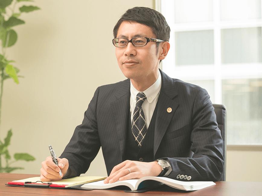 大阪法律事務所 所長 弁護士 長田 弘樹