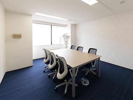 弁護士法人ALG&Associates 千葉法律事務所応接室