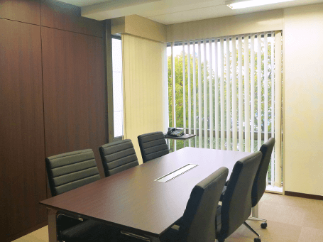 弁護士法人ALG&Associates 姫路法律事務所応接室