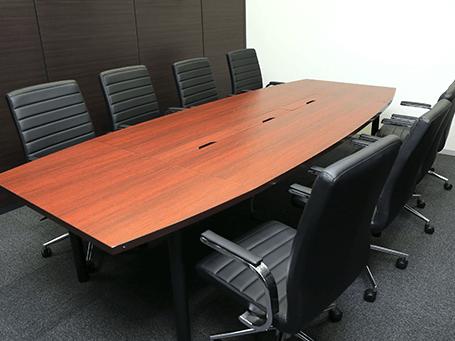 弁護士法人ALG&Associates 名古屋法律事務所応接室