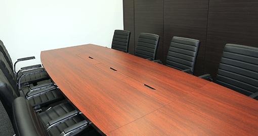 名古屋法律事務所応接室