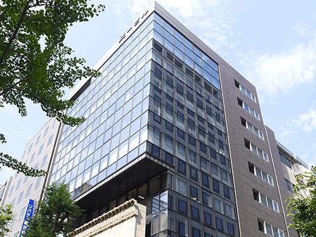 大阪法律事務所外観