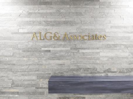 弁護士法人ALG&Associates 大阪法律事務所エントランス