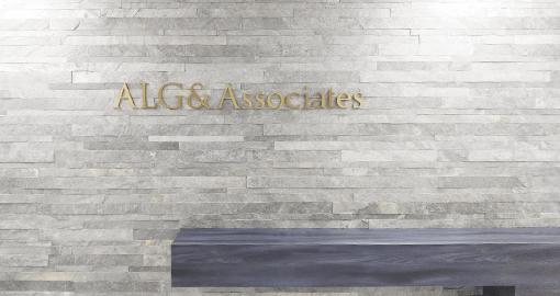 弁護士法人ALG&Associates 大阪法律事務所応接室