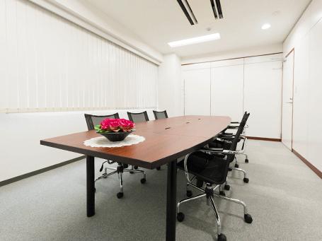 弁護士法人ALG&Associates 埼玉法律事務所応接室